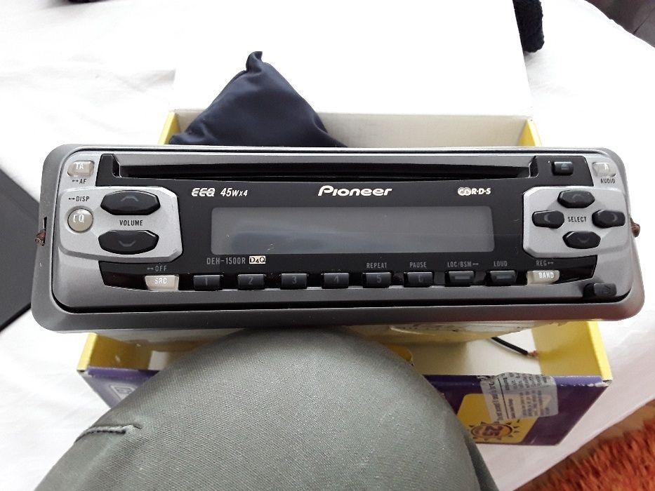 Radio Cd Pioneer DEH1500R