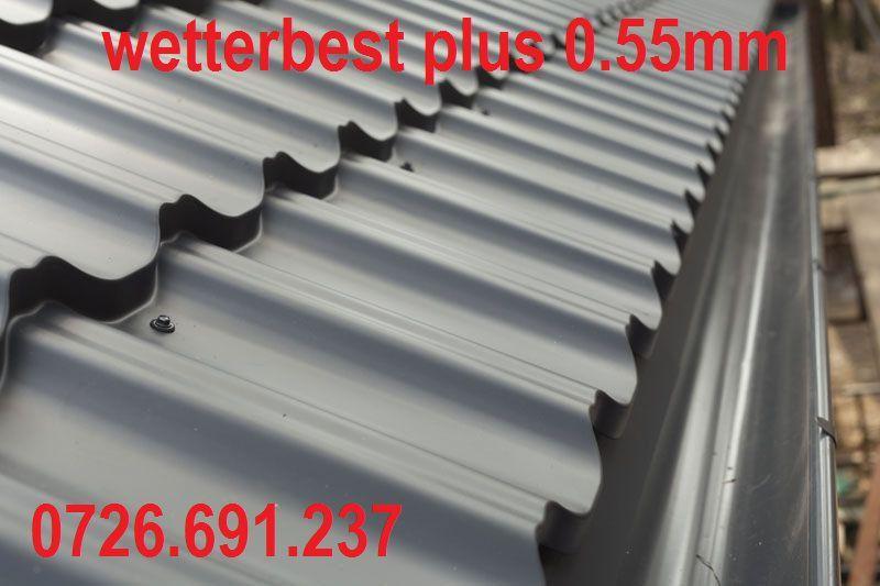 Wetterbest Premium Plus - Tigla metalica