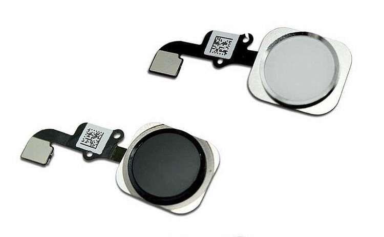 Xbiz Botão touch IPhone 6 preto