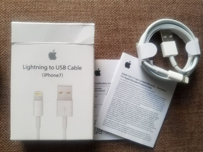 Cabos iPhone 7, iphone 6, iphone 5 [ Entrega grátis ]