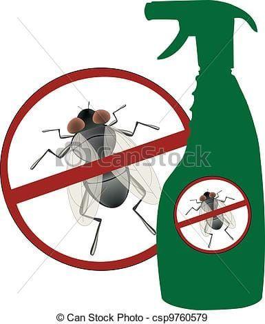 Stop insetos