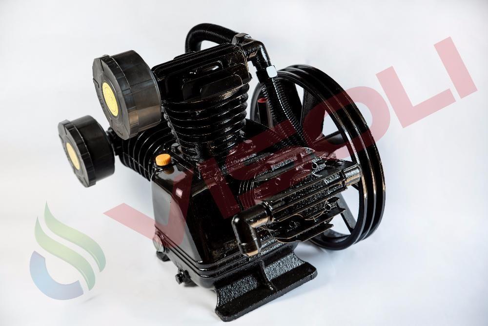 Pompa Compresor/Cap compresor 200l/250l/300l/360l/500L/600L/900L/min Timisoara - imagine 8