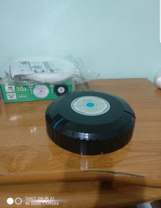 Прахосмукачка робот clean robot