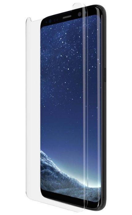 Folie Samsung Galaxy S9 Plus, Elegance Luxury MINI FULL GLUE CLEAR