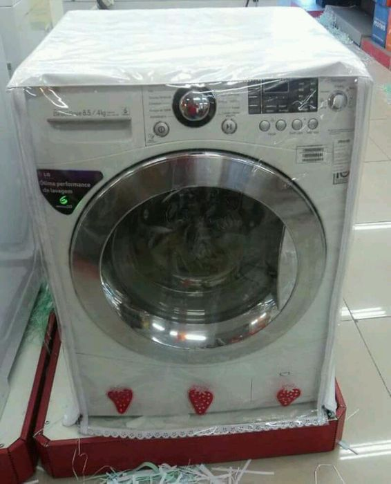 Máquina de lavar industrias disponivel