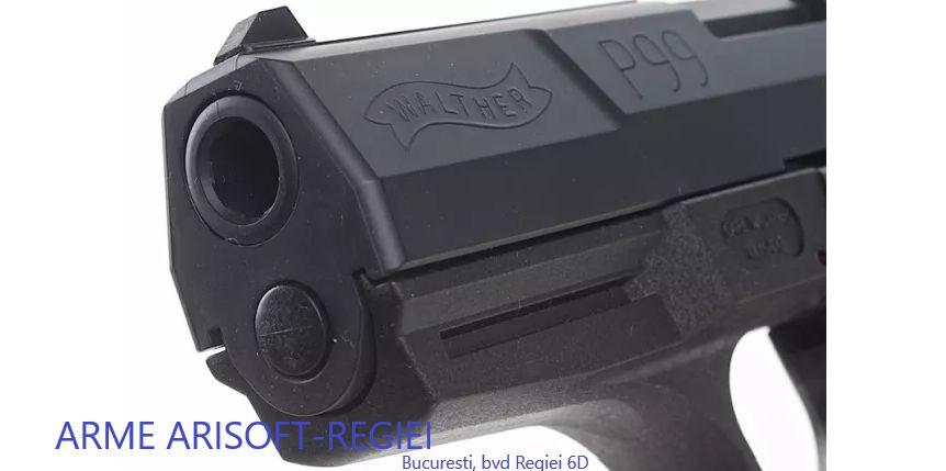 Walther P99 DAO-replica airsoft/UPGRAD 4,5 J/UMAREX- 2ANI garantie