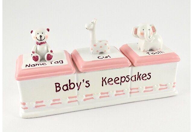 Уникален сет за бебешки съкровища