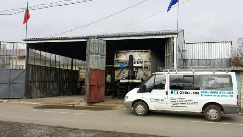 """Ремонт на камиони и ремаркета - """"ИТА СЕРВИЗ - 2008"""""""