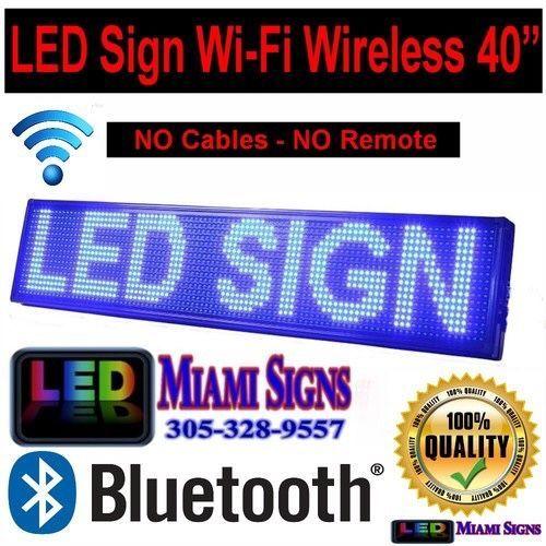 MODUL Wi-Fii - Bluetooth pt Reclama LED - programabile de pe telefon