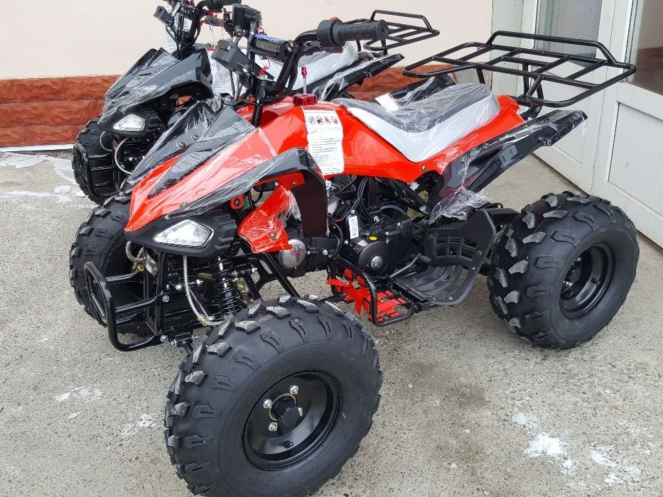 Atv MEGA RAPTOR-SPYDER 125cc, ROBUST,Nou2018 ,Calitate US ,Fara Permis