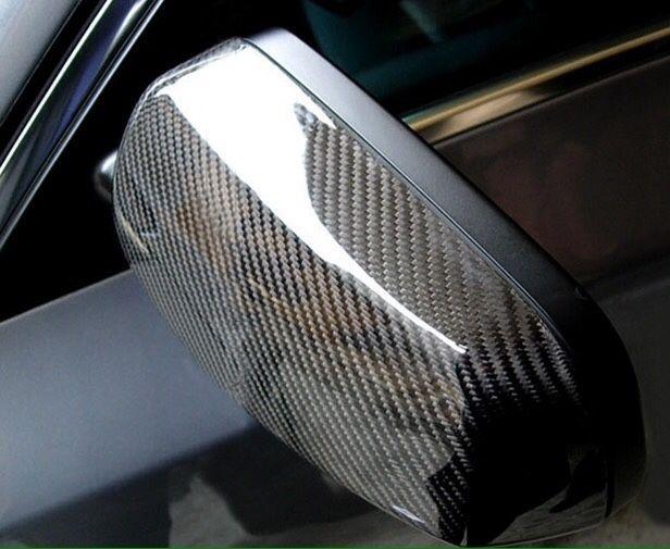 Огледало БМВ Е60 М карбон 5 серия ляво 635 Е63 64 дясно М5 М6 BMW Е61