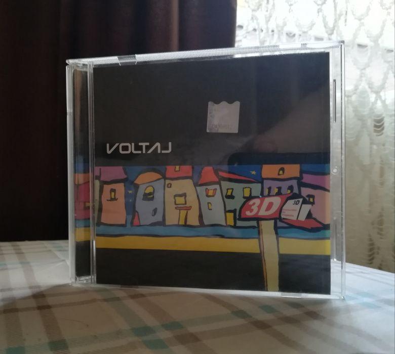 Voltaj - 3D (CD)