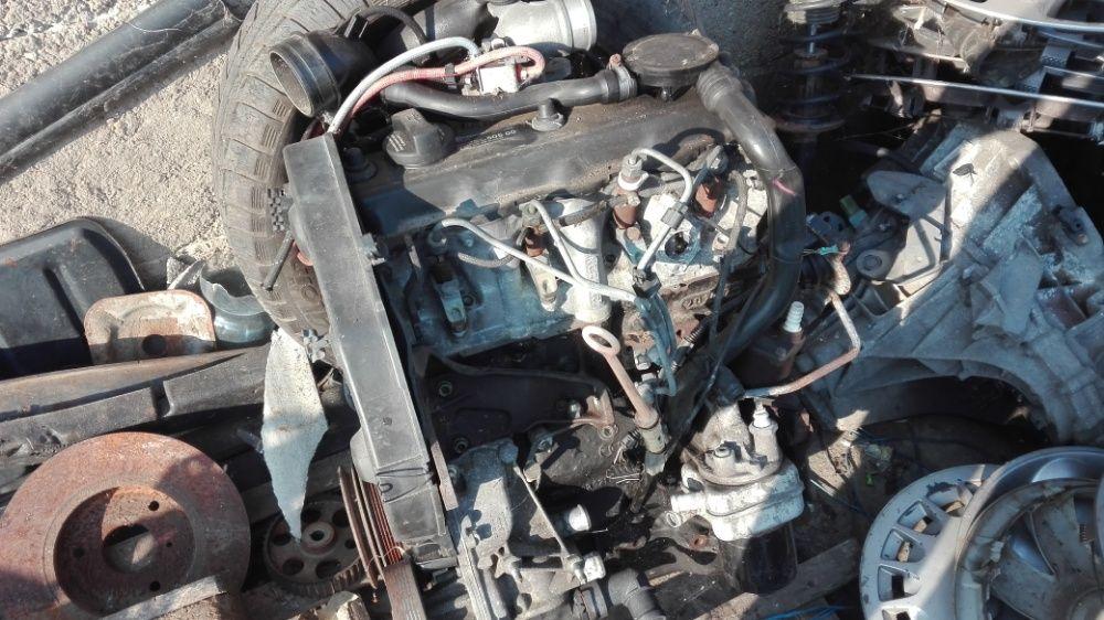 Motor 1,9tdi injectoare turbo vw golf 3 t4 a4 a6 audi