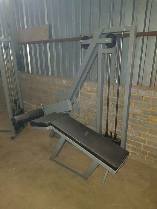 Máquinas para o ginásio Bairro do Jardim - imagem 5