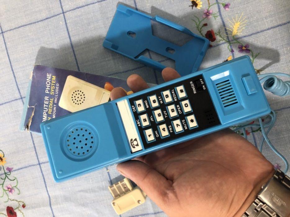 Telefon vintage de perete, nou.
