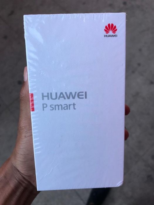 Huawei p smart selado