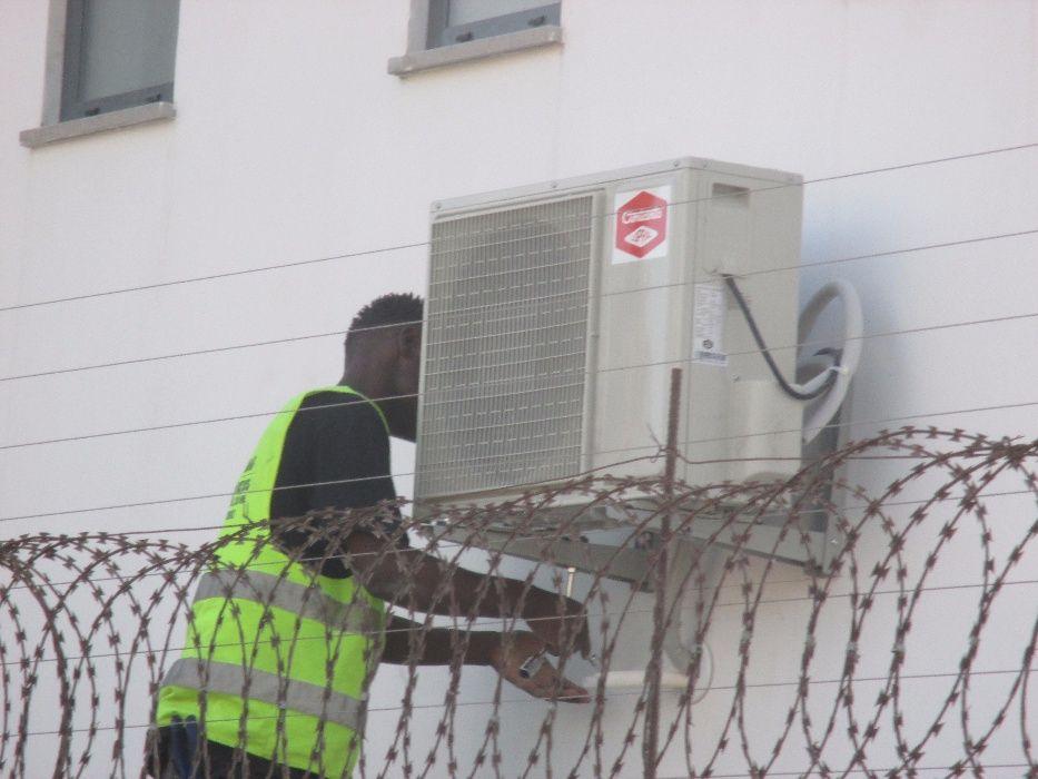 Realizamos serviços de manutenção preventiva e corretiva de AC
