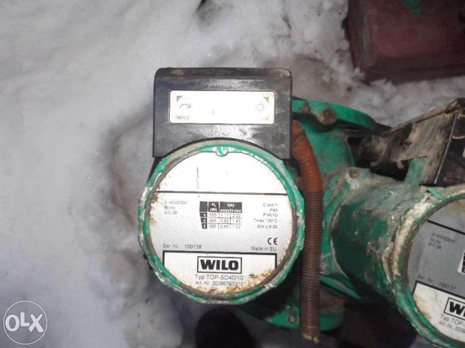 Pompa apa - recirculare wilo typ top s40/ 10 . sh. germany