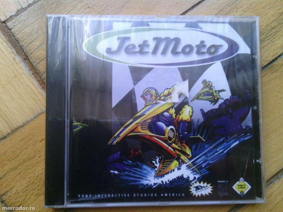 Joc PC: Jet Moto - curse skijet