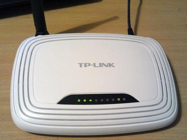 Router, рутер - TP-LINK 740N - перфектен!