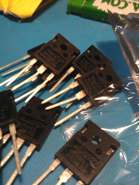 IGBT Tranzistori 60T65PES