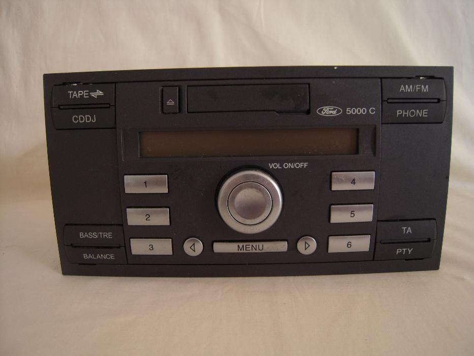 Vand radio casetofon masina Ford 5000C !