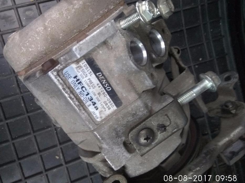 compresor clima subaru diesel