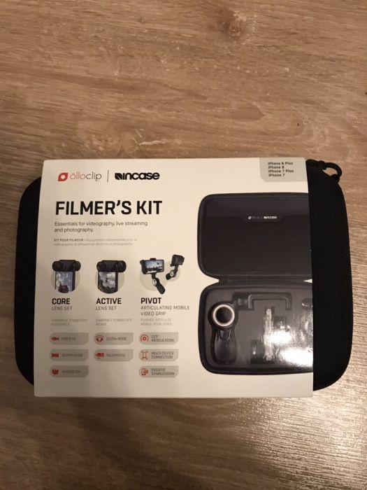Olloclip incase filmer's kit