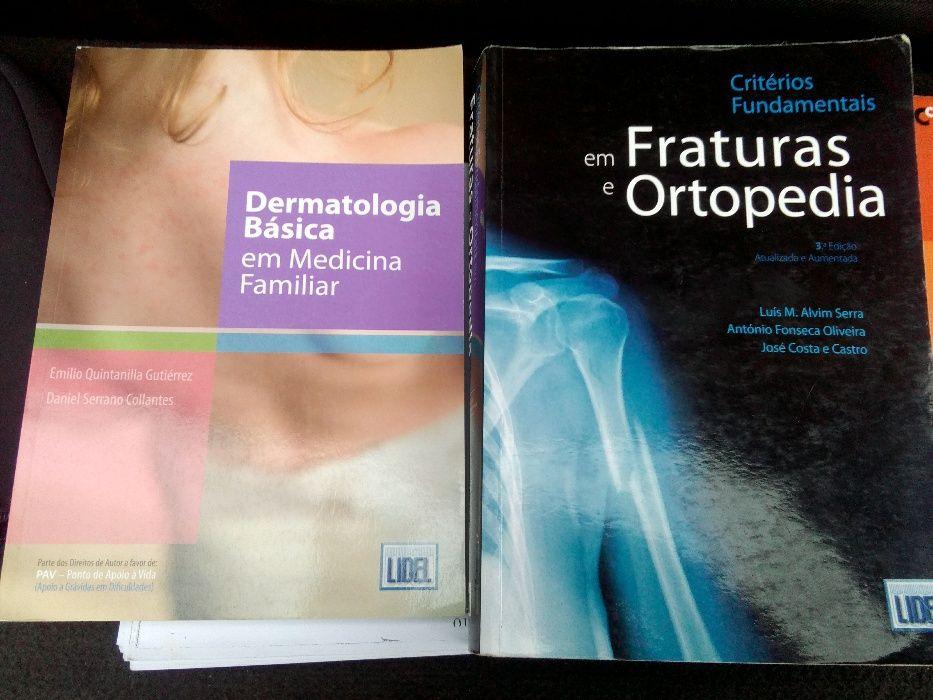Livros de medicina ...ortopedia)