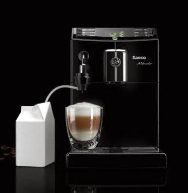 Espressor automat Saeco Minuto, dispozitiv spumare, rasnita ceramica