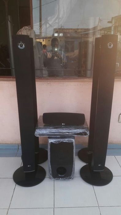 Home theater LG 3D blu-ray