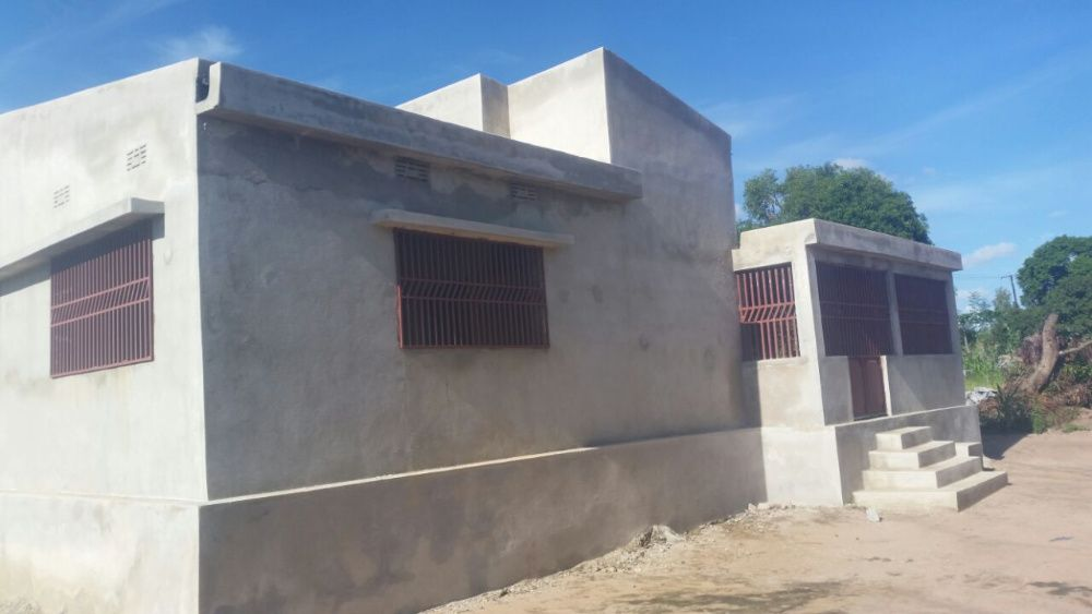 Vende - se obra inacabada em Nampula