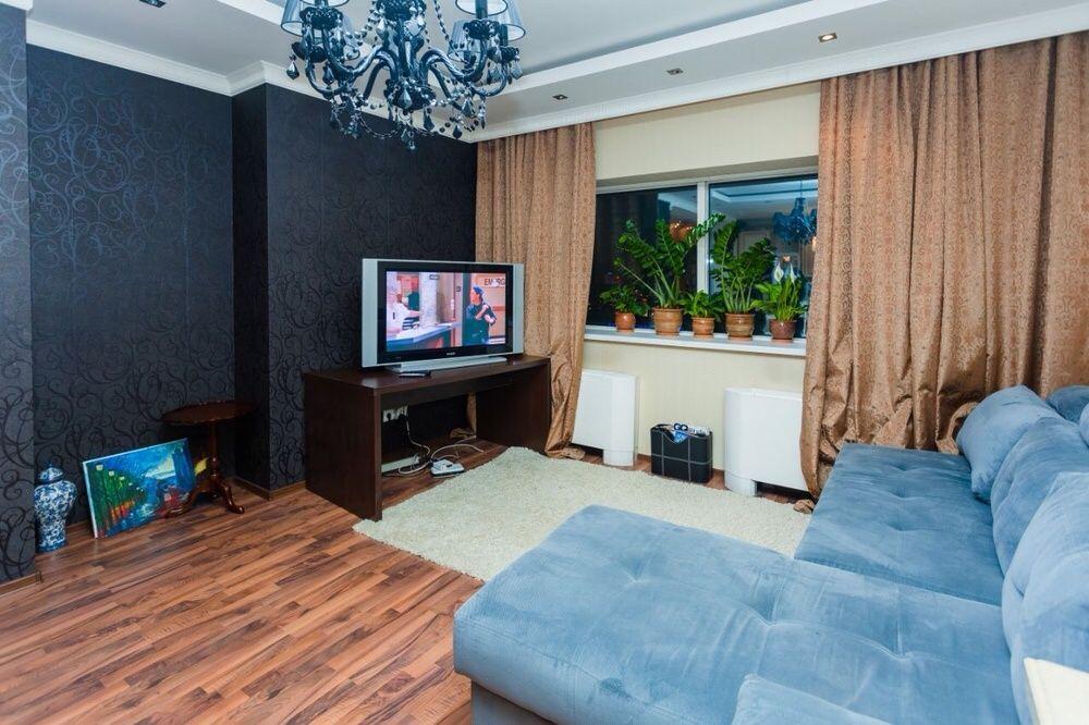 3 комнатная Северное сияния шикарная квартира со всеми удобствами