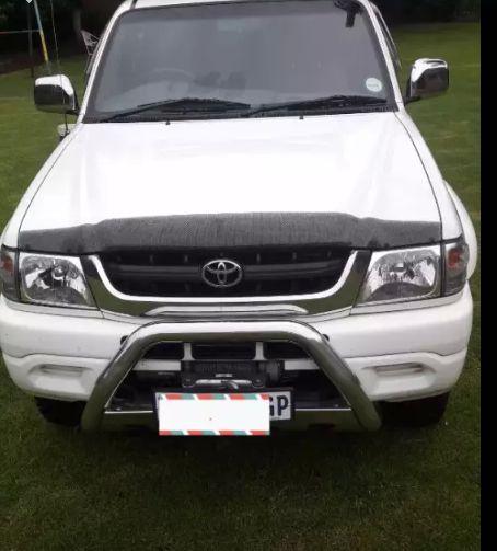 Toyota Hilux Kzte 3.0
