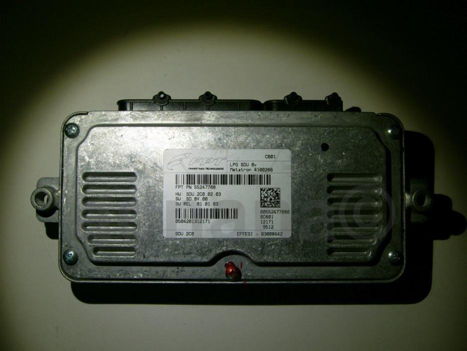 Calculator ECU Centralina GPL LPG Lancia Ypsilon 1.2 4100266_55247708