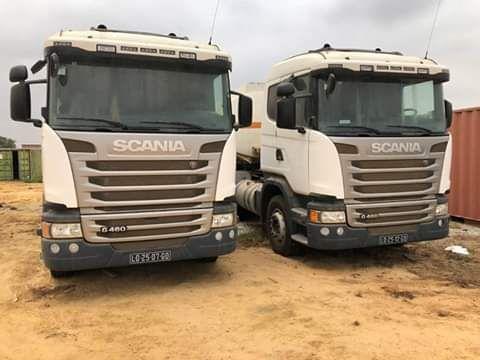 Scania G460 Novos, (Zerinhos)
