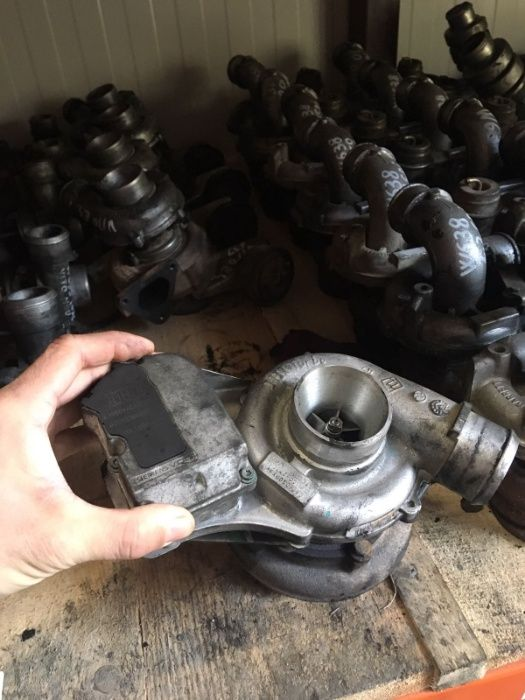 turbo mercedes vito,a6460960199,A6460901380,A6460960299, euro4 cdi