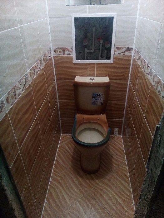Ремонт квартир, ванна и туалет под ключ