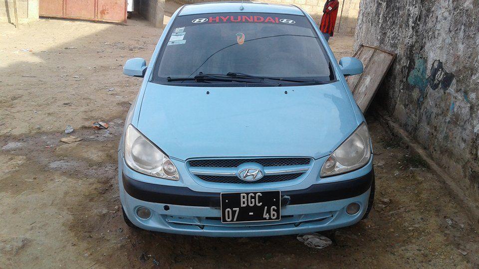 Hyundai Getz Samba - imagem 3