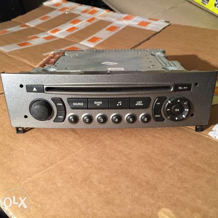 Radio-cd Peugeot 308