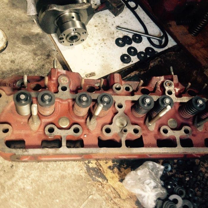 Chiuloasa D 110 ( Tractor U 650 ) brasov
