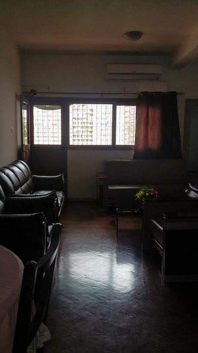 Arrendo apartamento Tipo 4 co Móveis Básicos proximo a Procuradoria