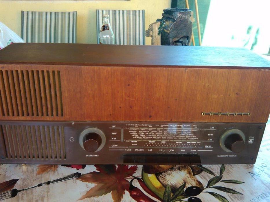 Radio lampi Grundig