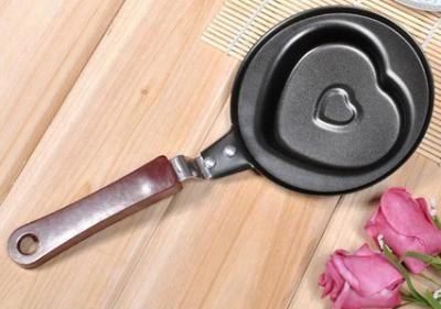 Мини сковородка Сердце