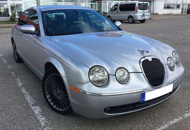 Dezmembrez Jaguar S-Type, an fabr. 2001, 3.0i