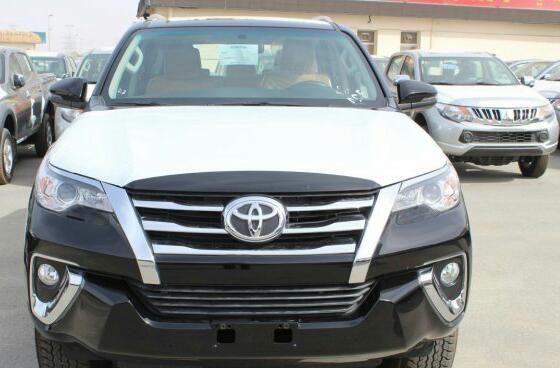 Toyota Fortuner novo disponível 0Km