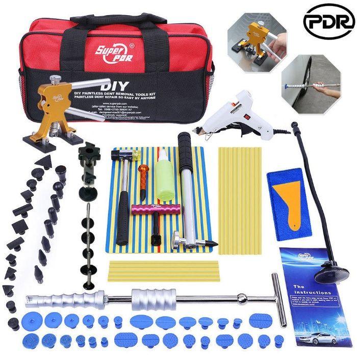 PDR комплект за поправяне на градушка / инструменти