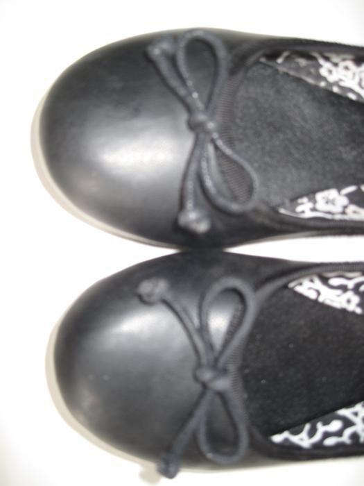 Дамски обувки, ниски, тип балерини, 39
