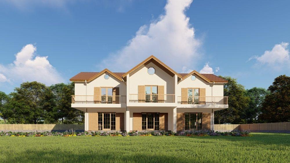 Arhitect proiectez case Bucuresti si Ilfov
