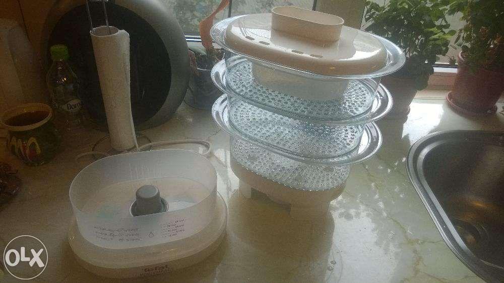 Vand Moulinex Steam Cooker 550W